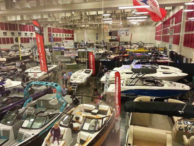 Lake Life Boat Show